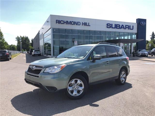 2016 Subaru Forester 2.5i (Stk: LP0279) in RICHMOND HILL - Image 1 of 21