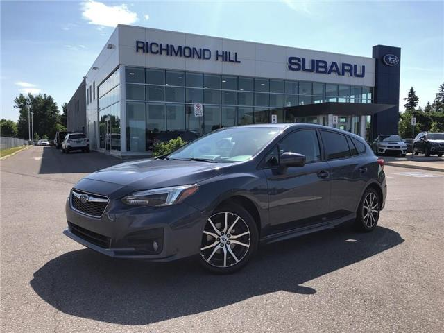 2017 Subaru Impreza Touring (Stk: T32095) in RICHMOND HILL - Image 1 of 23