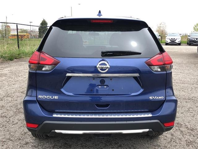 2017 Nissan Rogue SV-AWD (Stk: U3023) in Scarborough - Image 3 of 20