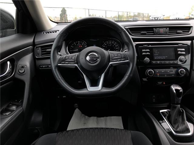 2017 Nissan Rogue SV-AWD (Stk: U3023) in Scarborough - Image 12 of 20