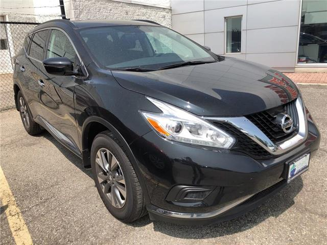 2017 Nissan Murano S-FWD (Stk: U3062) in Scarborough - Image 4 of 22