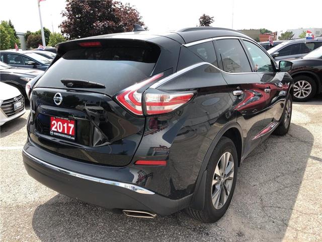 2017 Nissan Murano S-FWD (Stk: U3062) in Scarborough - Image 5 of 22