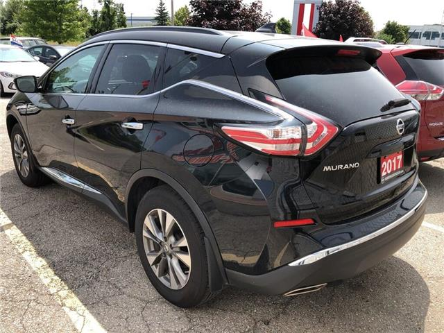 2017 Nissan Murano S-FWD (Stk: U3062) in Scarborough - Image 7 of 22