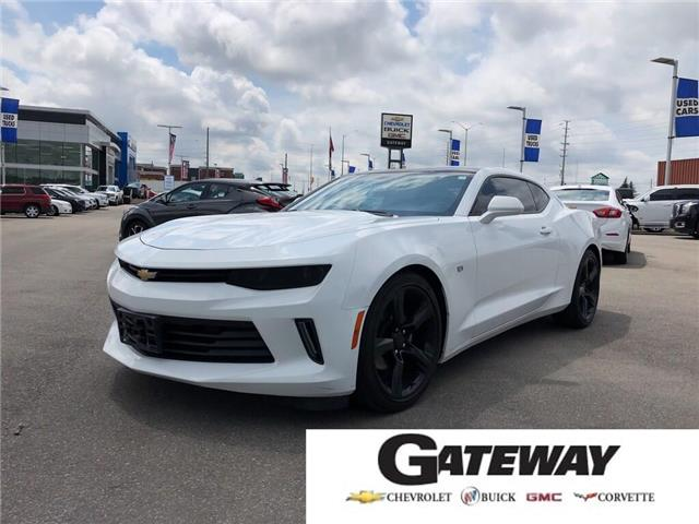 2017 Chevrolet Camaro LT One Owner Local Trade  (Stk: 132508A) in BRAMPTON - Image 1 of 15