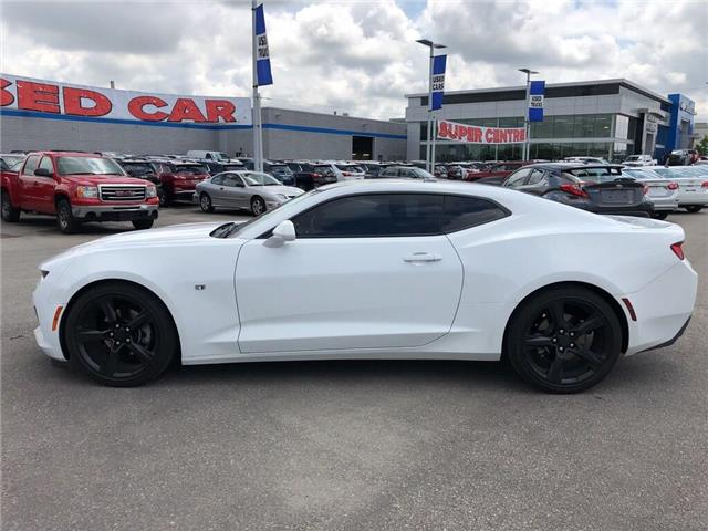 2017 Chevrolet Camaro LT|One Owner|Local Trade| (Stk: 132508A) in BRAMPTON - Image 7 of 15