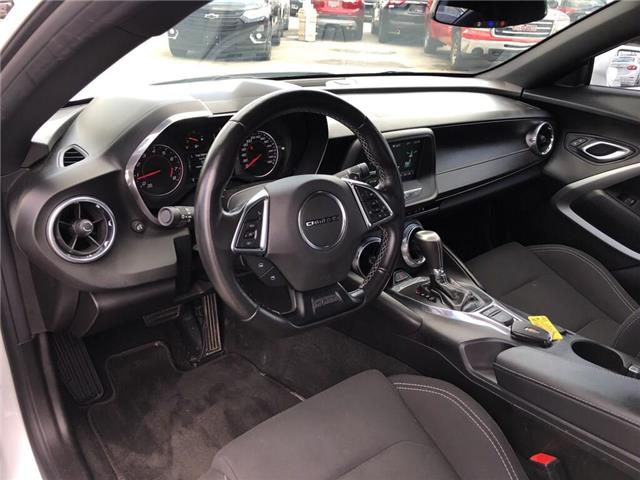 2017 Chevrolet Camaro LT|One Owner|Local Trade| (Stk: 132508A) in BRAMPTON - Image 9 of 15