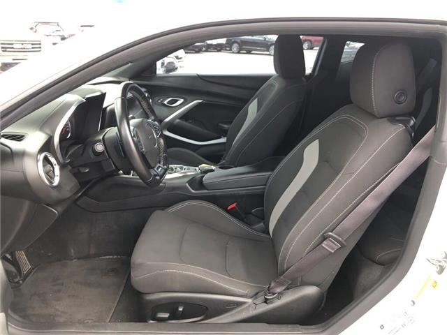 2017 Chevrolet Camaro LT|One Owner|Local Trade| (Stk: 132508A) in BRAMPTON - Image 10 of 15