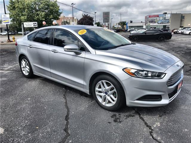 2016 Ford Fusion SE (Stk: 44869) in Windsor - Image 1 of 12