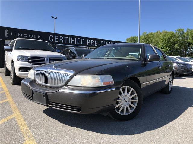 2007 Lincoln Town Car Signature Limited (Stk: NT19512A) in Barrie - Image 1 of 20