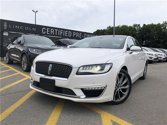 2017 Lincoln MKZ Reserve (Stk: MC19275A) in Barrie - Image 1 of 30