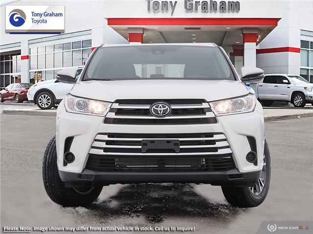 2019 Toyota Highlander LE (Stk: 58594) in Ottawa - Image 2 of 23
