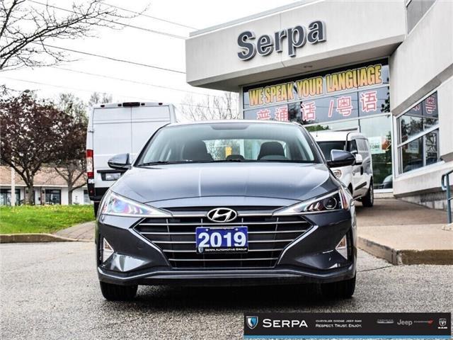2019 Hyundai Elantra Preferred (Stk: P9145) in Toronto - Image 2 of 24