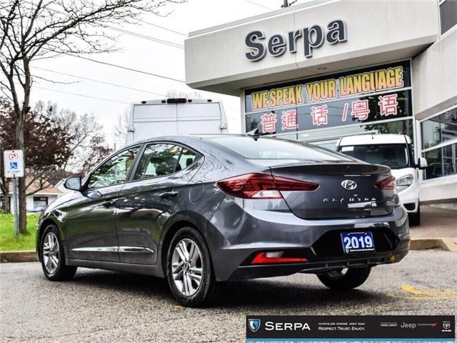 2019 Hyundai Elantra Preferred (Stk: P9145) in Toronto - Image 4 of 24