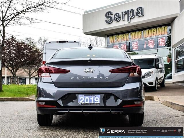 2019 Hyundai Elantra Preferred (Stk: P9145) in Toronto - Image 5 of 24