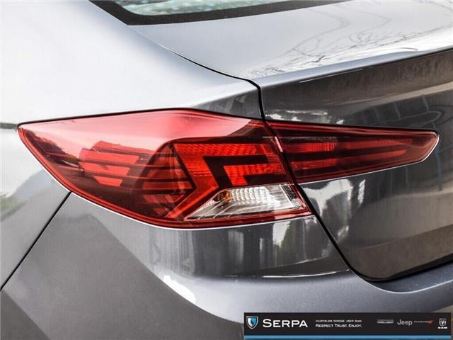 2019 Hyundai Elantra Preferred (Stk: P9145) in Toronto - Image 6 of 24