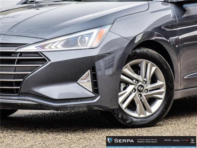 2019 Hyundai Elantra Preferred (Stk: P9145) in Toronto - Image 7 of 24