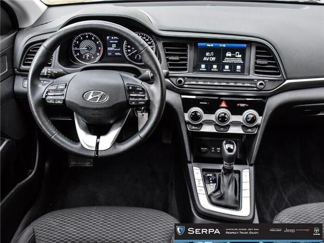 2019 Hyundai Elantra Preferred (Stk: P9145) in Toronto - Image 12 of 24