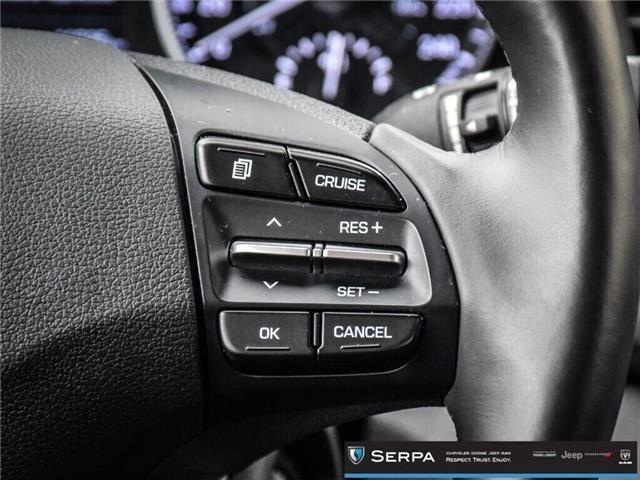 2019 Hyundai Elantra Preferred (Stk: P9145) in Toronto - Image 15 of 24