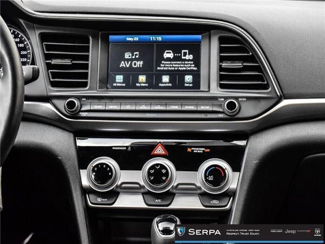 2019 Hyundai Elantra Preferred (Stk: P9145) in Toronto - Image 16 of 24
