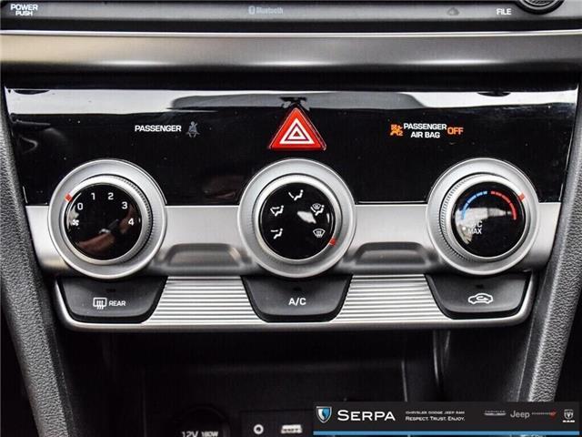 2019 Hyundai Elantra Preferred (Stk: P9145) in Toronto - Image 20 of 24