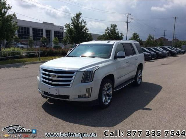 2019 Cadillac Escalade Premium Luxury (Stk: 342610) in BOLTON - Image 1 of 11