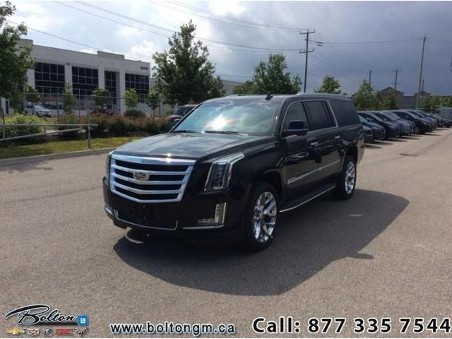 2019 Cadillac Escalade ESV Premium Luxury (Stk: 363879) in BOLTON - Image 1 of 13