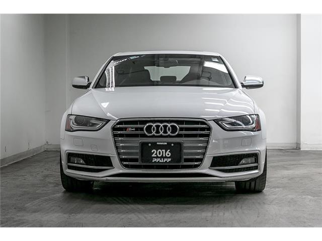2016 Audi S4 3 0T Technik plus at $36538 for sale in