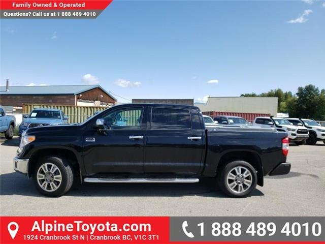 2017 Toyota Tundra  (Stk: X640232M) in Cranbrook - Image 2 of 28