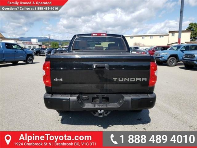 2017 Toyota Tundra  (Stk: X640232M) in Cranbrook - Image 4 of 28