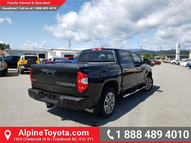 2017 Toyota Tundra  (Stk: X640232M) in Cranbrook - Image 5 of 28