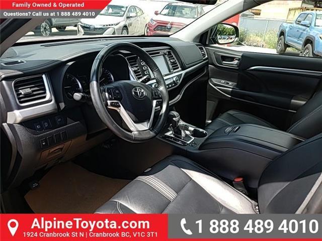2018 Toyota Highlander  (Stk: X811177A) in Cranbrook - Image 9 of 26