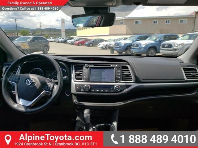 2018 Toyota Highlander  (Stk: X811177A) in Cranbrook - Image 10 of 26