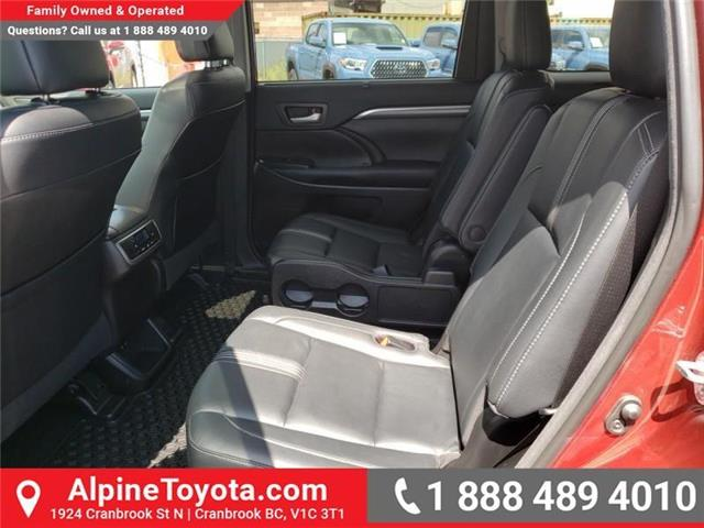 2018 Toyota Highlander  (Stk: X811177A) in Cranbrook - Image 13 of 26