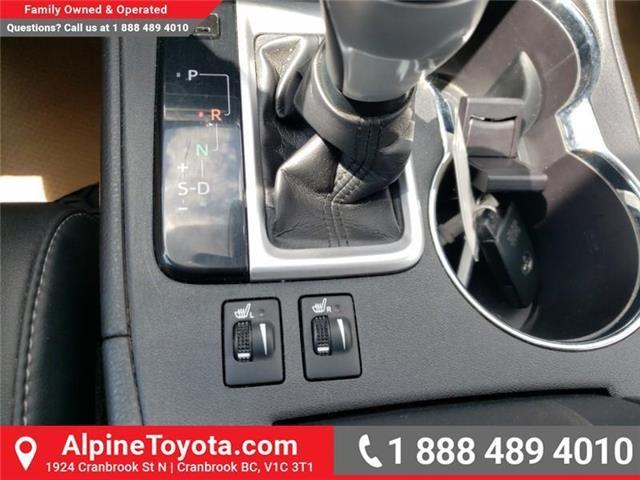 2018 Toyota Highlander  (Stk: X811177A) in Cranbrook - Image 19 of 26