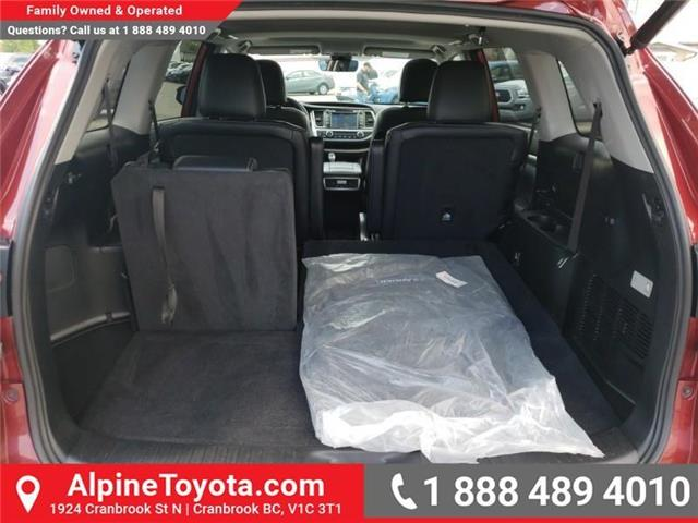 2018 Toyota Highlander  (Stk: X811177A) in Cranbrook - Image 23 of 26