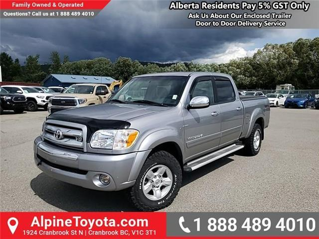 2006 Toyota Tundra V8 (Stk: C010747A) in Cranbrook - Image 1 of 23