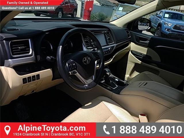 2015 Toyota Highlander  (Stk: S989042B) in Cranbrook - Image 9 of 26