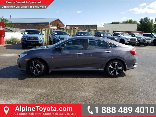 2017 Honda Civic Touring (Stk: S403204A) in Cranbrook - Image 2 of 20