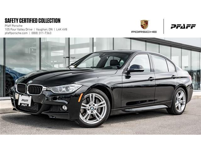 2015 BMW 328i xDrive Sedan M Sport Line (Stk: U7928A) in Vaughan - Image 1 of 22