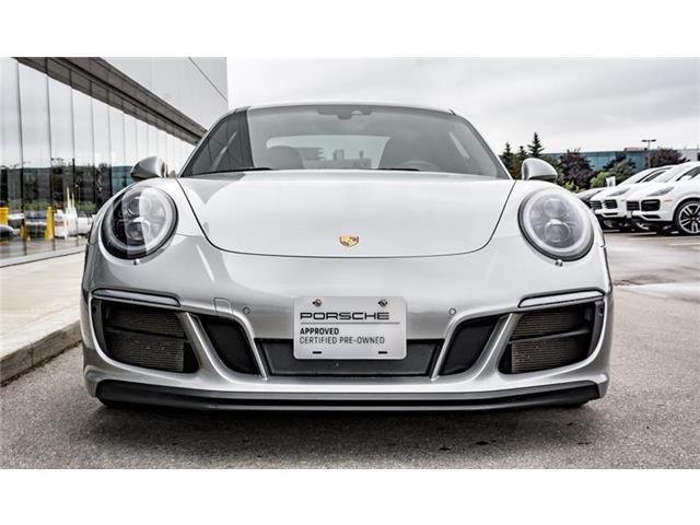 2018 Porsche 911 Carrera 4 GTS Coupe (Stk: U8073) in Vaughan - Image 2 of 22