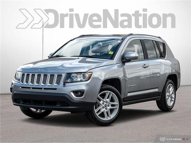 2015 Jeep Compass Limited (Stk: D1387) in Regina - Image 1 of 28