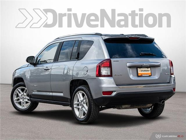 2015 Jeep Compass Limited (Stk: D1387) in Regina - Image 4 of 28