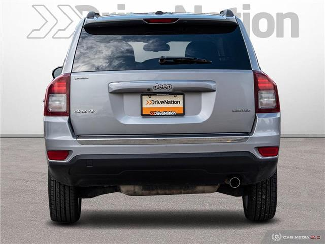 2015 Jeep Compass Limited (Stk: D1387) in Regina - Image 5 of 28