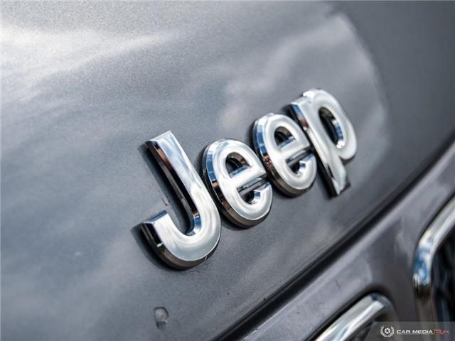 2015 Jeep Compass Limited (Stk: D1387) in Regina - Image 9 of 28