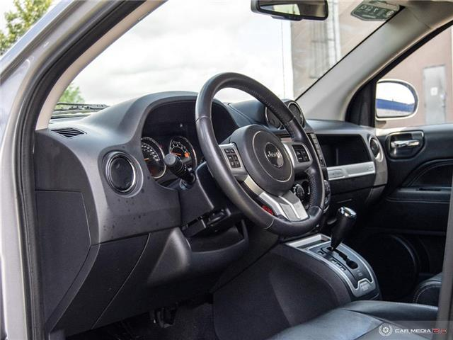 2015 Jeep Compass Limited (Stk: D1387) in Regina - Image 13 of 28