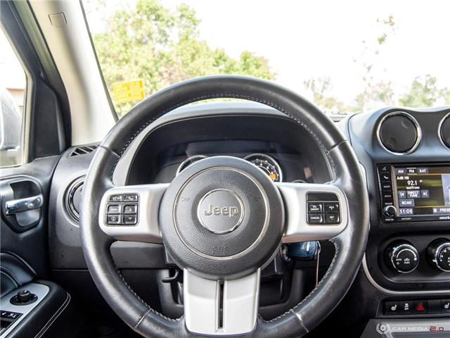 2015 Jeep Compass Limited (Stk: D1387) in Regina - Image 14 of 28
