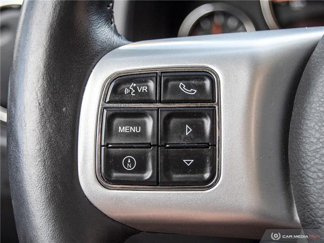 2015 Jeep Compass Limited (Stk: D1387) in Regina - Image 18 of 28