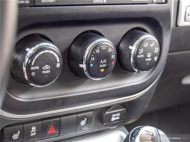 2015 Jeep Compass Limited (Stk: D1387) in Regina - Image 21 of 28