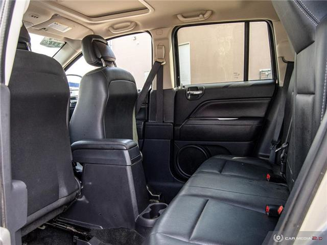 2015 Jeep Compass Limited (Stk: D1387) in Regina - Image 25 of 28