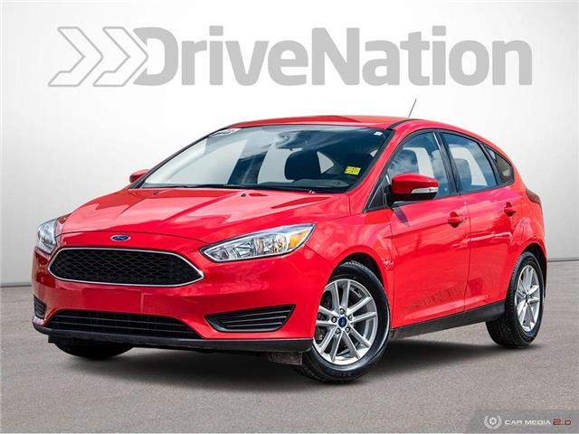 2017 Ford Focus SE (Stk: D1395) in Regina - Image 1 of 27